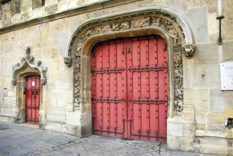 Hotel-de-Cluny-Doors-Paris-©-French-Moments